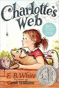 Charlotte's Web book cover