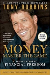 Money-Master the game book cover
