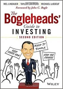 The Bogleheads' Guide to Investing book cover