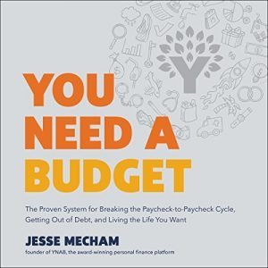 You Need a Budget Book Cover