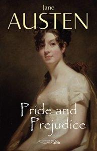 Pride and Prejudice book cover