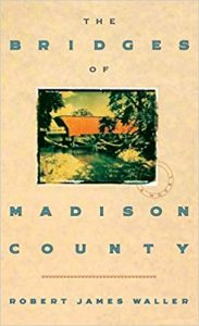 The Bridges of Madison County book cover