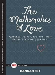 The mathematics of love book cover