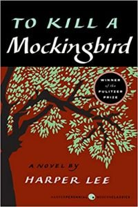 To Kill a MockingBird book cover | Best books of all time