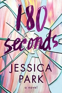 180 Seconds by Jessica Park book cover