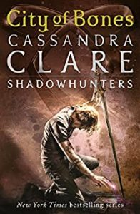 City of Bones by Cassandra Clare book cover