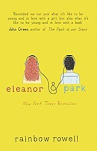 Eleanor & Park by Rainbow Rowell book cover
