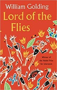Lord of Flies by William Golding book cover