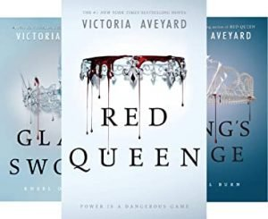 Red Queen series by Victoria Aveyard