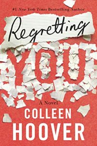 Regretting You by Colleen Hoover book cover