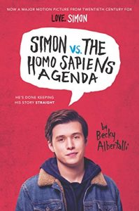 Simon vs. the Homo Sapiens Agenda by Becky Albertalli book cover