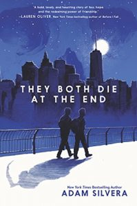 They Both Die at the End by Adam Silvera book cover