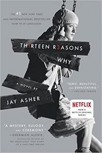 Thirteen Reasons Why by Jay Asher book cover