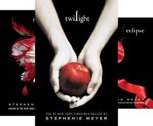 the twilight saga series cover