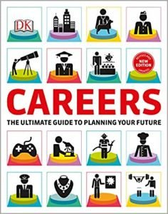 Careers- The Graphic Guide to Planning Your Future by DK book cover