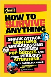 How to Survive Anything by Rachel Buchholz book cover
