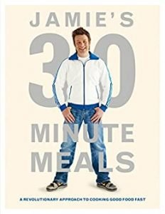Jamie's 30-Minute Meals by Jamie Oliver book cover