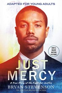Just Mercy (Adapted for Young Adults) by Bryan Stevenson book cover