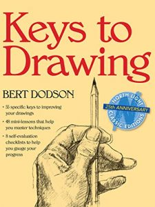 Keys to Drawing by Bert Dodson book cover