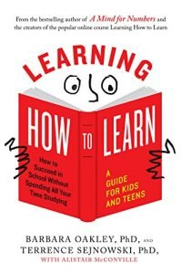 Learning How to Learn by Barbara Oakley book cover