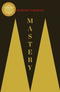 Mastery by Robert Greene book cover | best how-to books of all time