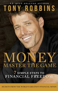 Money- Master the Game by Tony Robbins book cover