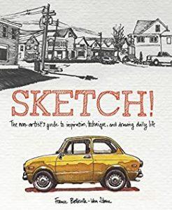 Sketch! by France Belleville-Van Stone book cover