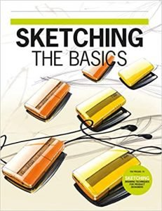 Sketching- The Basics by Roselien Steur and Koos Eissen book cover