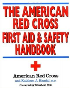 The American Red Cross First Aid and Safety Handbook cover