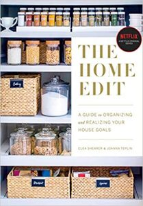 The Home Edit by Clea Shearer book cover
