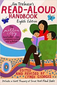 The Read-Aloud Handbook by Jim Trelease book cover