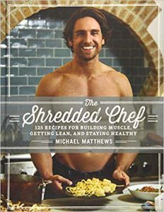 The Shredded Chef by Michael Matthews book cover