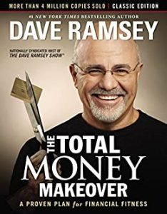 The Total Money Makeover by Dave Ramsey book cover