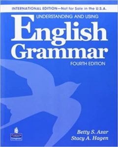 Understanding and Using English Grammar by Betty S. Azar book cover