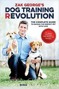 Zak George's Dog Training Revolution by Zak George book cover